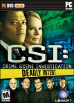CSi Deadly Intent, PC-DVD