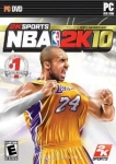 Sports - NBA2K10, PC-DVD