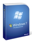 Microsoft Windows 7 Professional Edition - 32Bit License