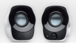 Logitech 980-000513 Z120 2.0 channel black + white Speakers