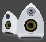 Krator Neso4 N4-21035 piano White 2.1 channel Speakers