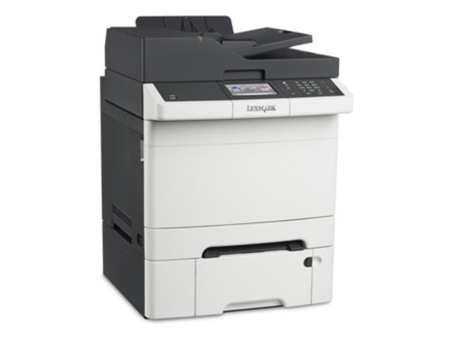 LEXMARK CX410DTE HIGH VOLT BW LS