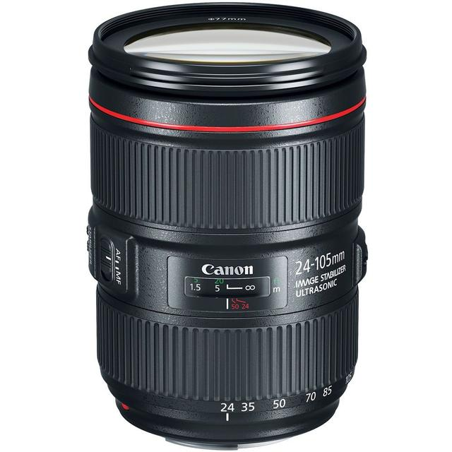 CANON EF 24105MM F4.0 L IS USM EF ZOOM LENS