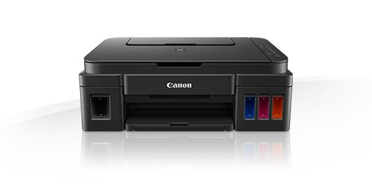 CANON G2400 A4 COLOR 3 IN 1 CONTINUOUS INK MFP