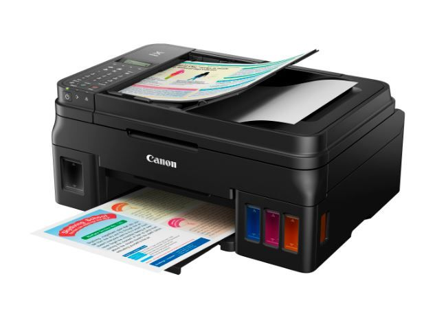 CANON G4400 A4 COLOR 4 IN 1 CONTINUOUS INK MFP