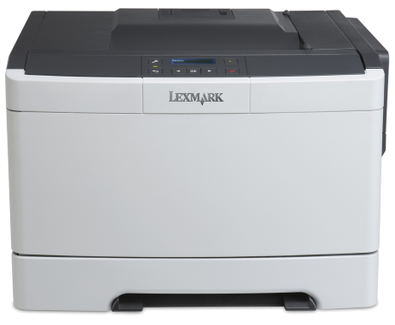 LEXMARK CS317DN COLOUR SF PRINTER 23 PPM