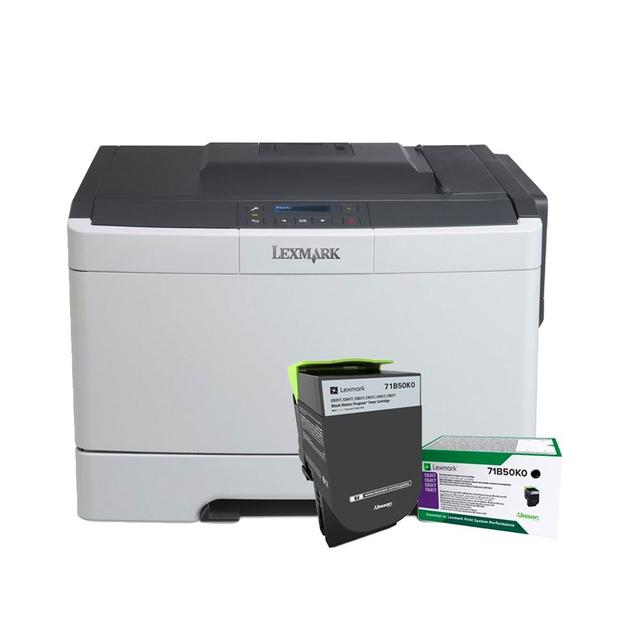 LEXMARK CS317DN  BLACK TONER