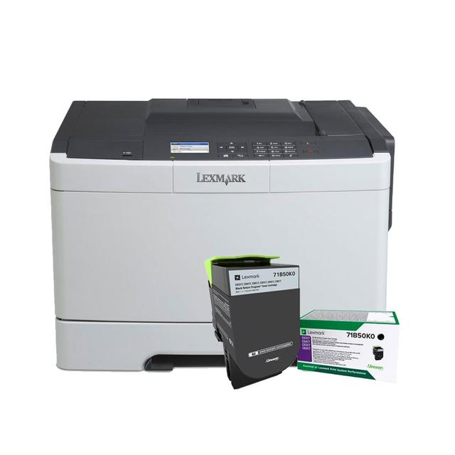 LEXMARK CS417DN  BLACK TONER
