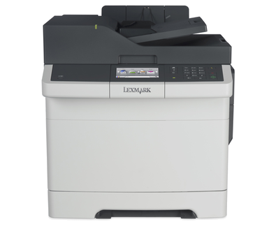 LEXMARK CX417DE COLOUR MF PRINTER 32 PPM
