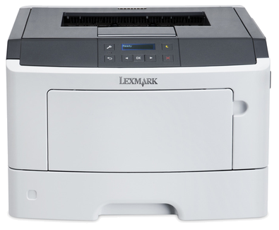 LEXMARK MS312DN SF MONO LASER PRINTER, 33PPM