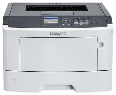 LEXMARK MS510DN SINGLE FUNCTION 42PPM, DUPLEX