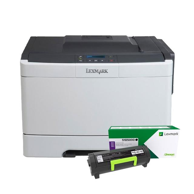 LEXMARK MS317DN  BLACK TONER