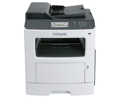 LEXMARK MX417DE MONO 4IN1 MF PRINTER 38 PPM