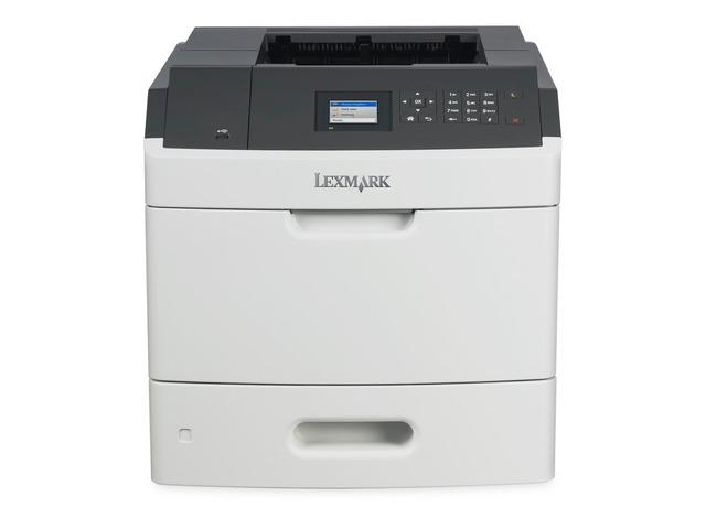 LEXMARK MS812DN 60PPM,GB ETHERNET,100SHEET MPF,