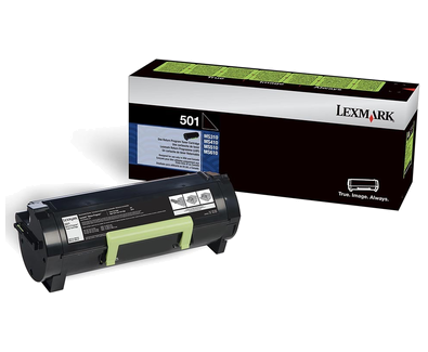 LEXMARK 50X BLACK TONER CARTRIDGE HIGH CORPORATE