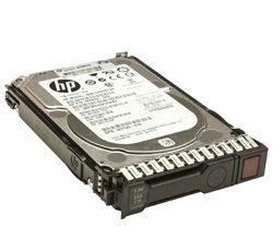 HPE HDD 600GB 12G SAS 15K 3.5IN ENT SCC