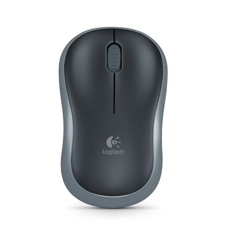 LOGITECH M185 GREY WIRELESS OPTICAL