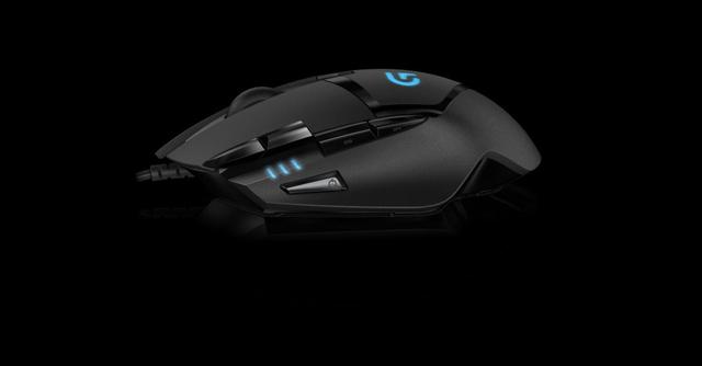 LOGITECH G402 HYPERION FURY FPS GAMING MOUSE  USB