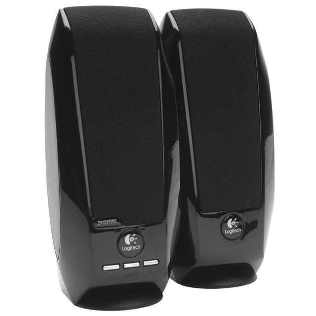 LOGITECH S150 2.0 USB 1.2WATT SPEAKERS