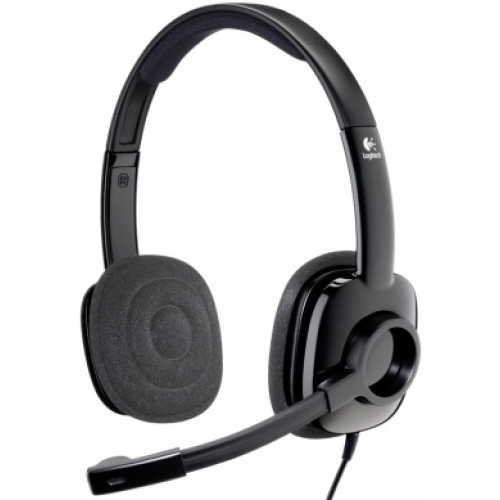 LOGITECH H151 STEREO HEADSET  SINGLE JACK