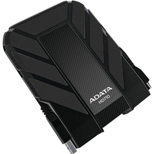 ADATA HD710 1TB EXT USB 3.0 HDD BLACK 2.5
