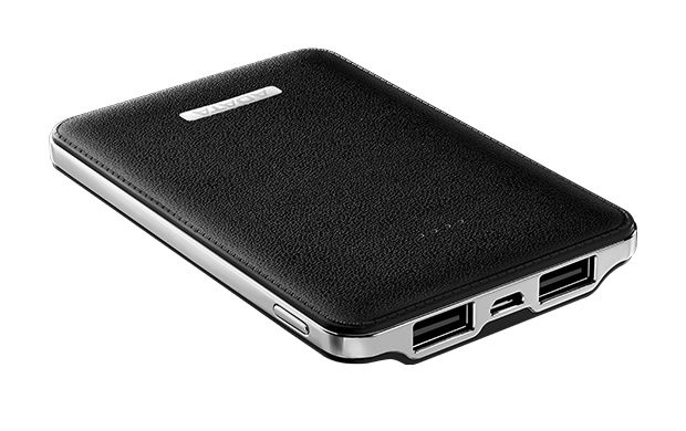 ADATA POWER BANK PV120 5100 MAH BLACK