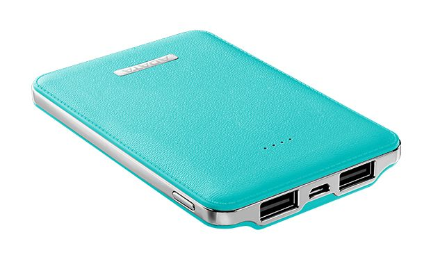 ADATA POWER BANK PV120 5100 MAH BLUE