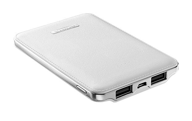 ADATA POWER BANK PV120 5100 MAH WHITE
