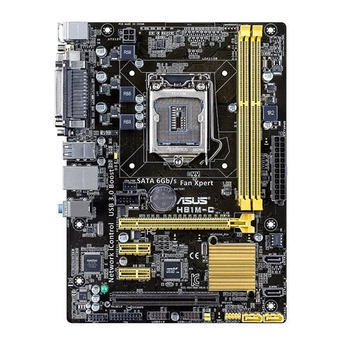 ASUS H81MC/INTEL/LGA 1150/DDR3 2DIMM/MATX