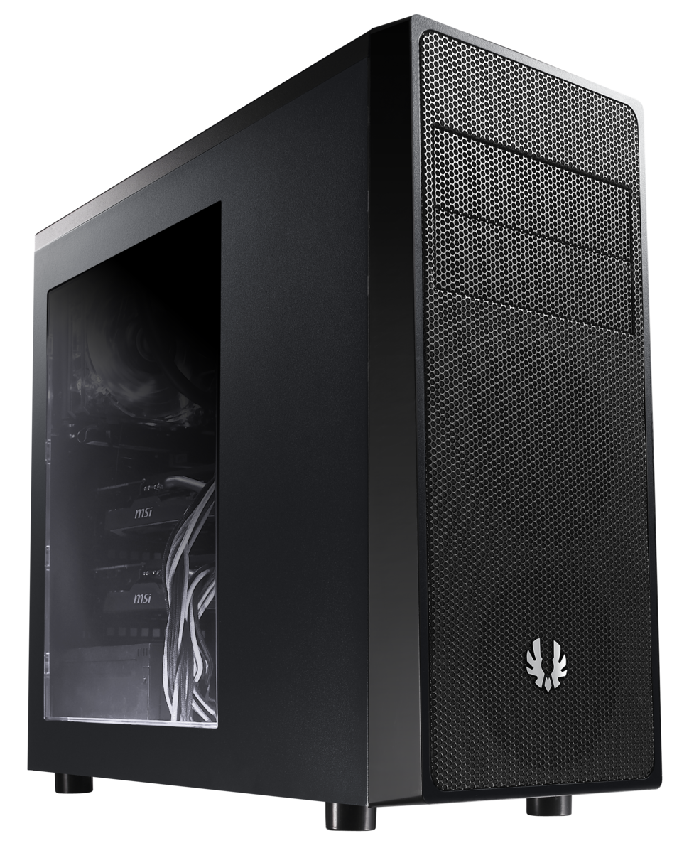 BitFenix Neos Black/Black Window  ATX Mid Tower
