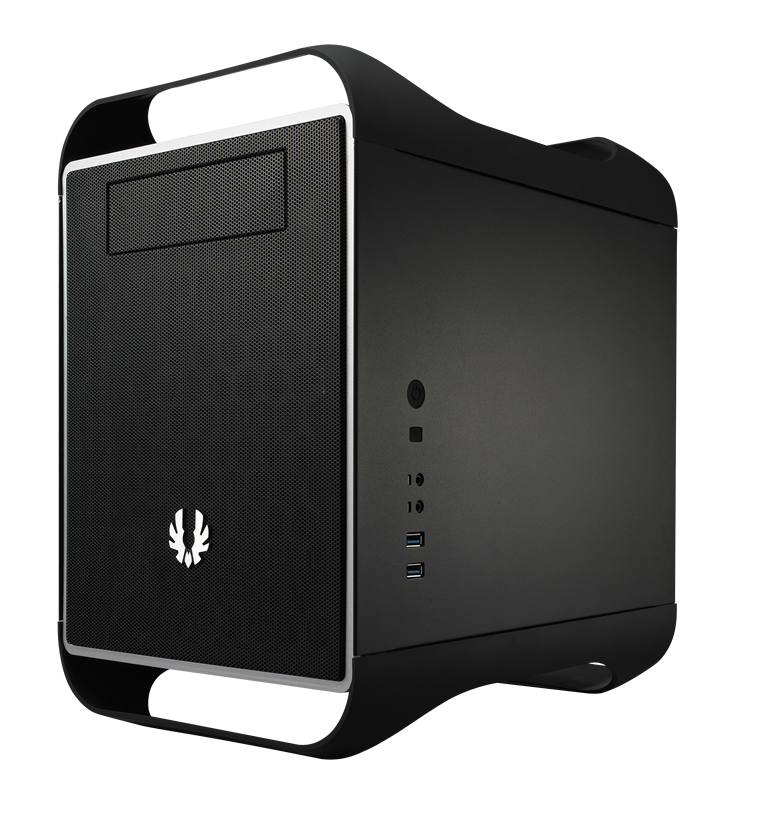 BitFenix Prodigy Window Black  MATX Tower
