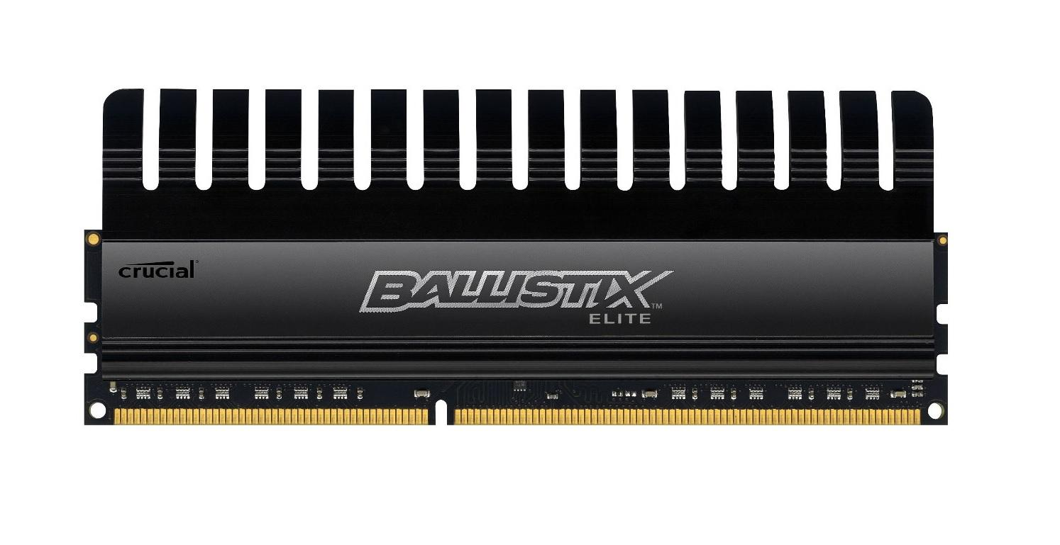 Ballistix Elite 4GB DDR3 1866Mhz Desktop Gaming Memory
