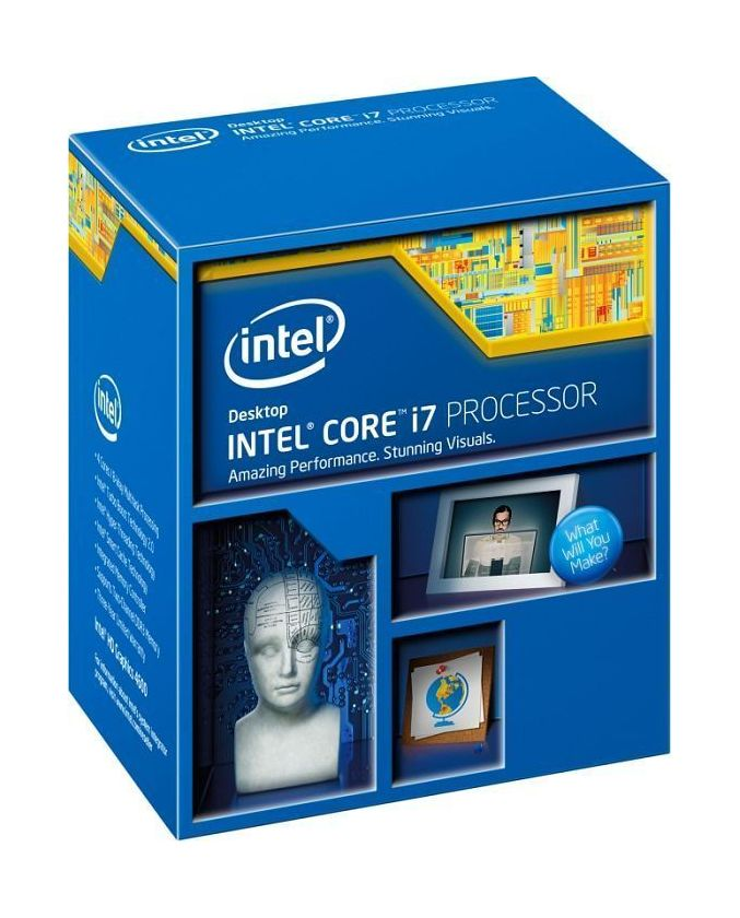 INTEL CORE I7 4790K 4.00 GHZ 8MB CACHE SKT 1150