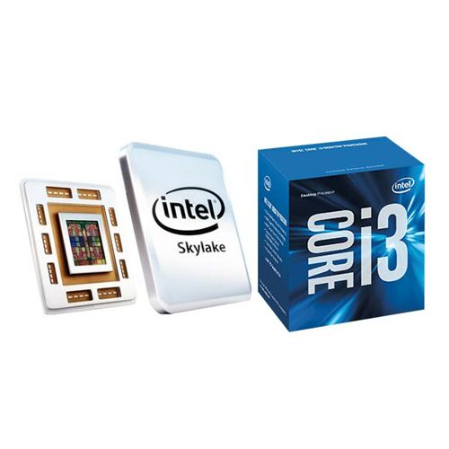 INTEL CORE I3 6300 3M CACHE, 3.80 GHZ LGA 1151