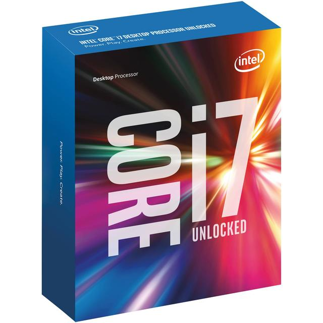 INTEL CORE I76700K 4.00GHZ LGA1151  NO FAN