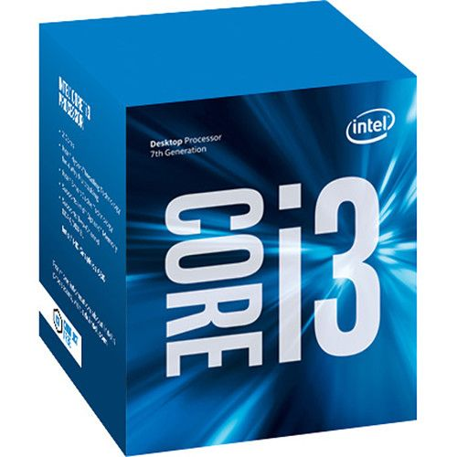 INTEL CORE I3 7100 3.90GHZ 3MB CACHE LGA 1151