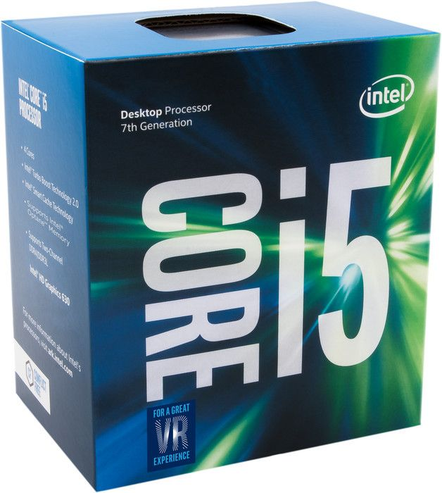 INTEL CORE I57500 3.2GHZ TURBO LGA 1151 6M