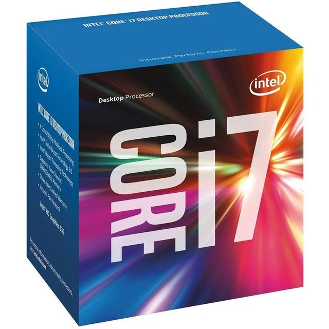 INTEL CORE I77700 3.4GHZ TURBO LGA1151 8M