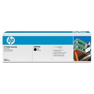 HP No 825A HP Colour LaserJet  Black Print Toner