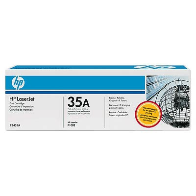 HP Black Laserjet Cartridge  P1005/P1006; 1.5k/5