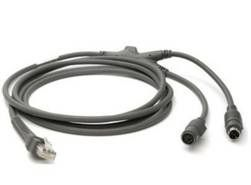 MOTOROLA KBW PS/2 7FT STAIGHT CABLE