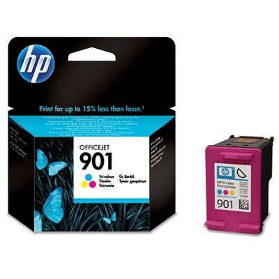 HP  901 TRICOLOUR INKJET PRINT CARTRIDGE