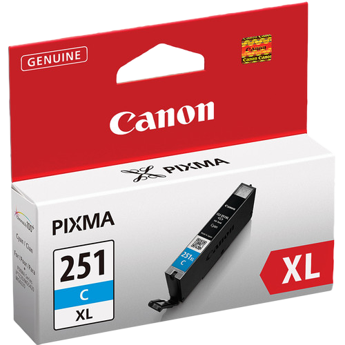 CANON  CYAN CART IP7240,MG5440,MG6340 304PAGE