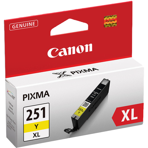 CANON  YELLOW CART IP7240,MG5440,MG6340 330PAGE