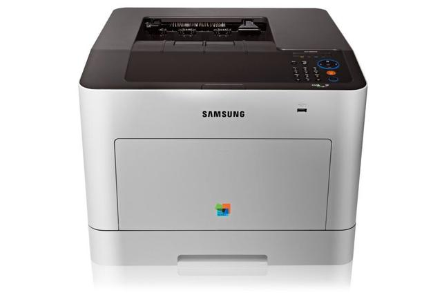 SAMSUNG SF COLOR LASER PRINTER 24/24PPM