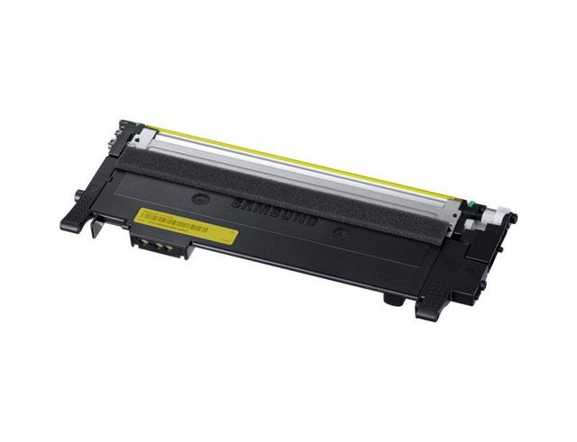 SAMSUNG YELLOW TONER (1000 PAGE YIELD)