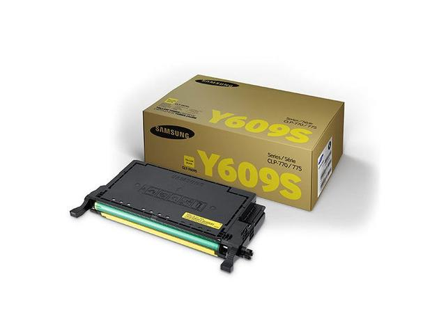 SAMSUNG YELLOW TONER (7000 PAGE YIELD)