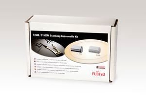FUJITSU CONSUMABLE KIT FOR SCANSNAP S1500/6110/N18