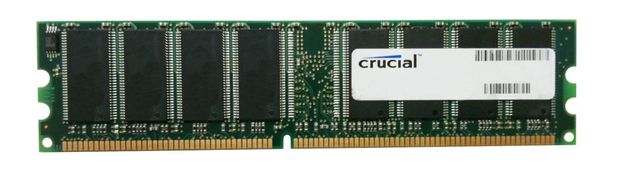 Crucial 4GB DDR2 667MHz Desktop