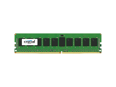 Crucial  8GB DDR4 2233MHz Dual Rank ECC Unbuffered Dimm